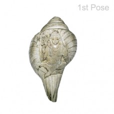 Carved Shankh-CS-002