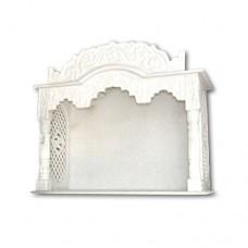 Pure Makrana Marble Temple-MRB-TL004