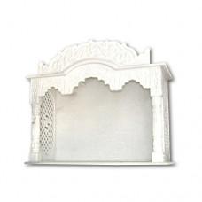 Pure Makrana Marble Temple-MRB-TL008