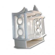Pure Makrana Marble Temple-MRB-TL010