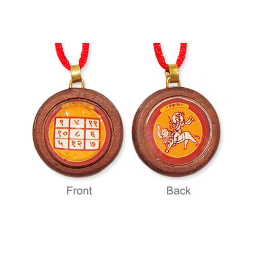 Shree Buddh Locket Yantra-YNT-LOT026